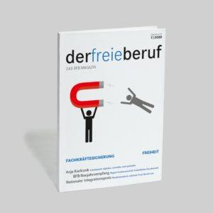 Buch BFB der Freie Beruf Cover